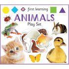 First Learning Animals Play Set image number 1
