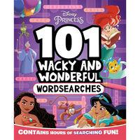 Disney Princess: 101 Wacky and Wonderful Wordsearches