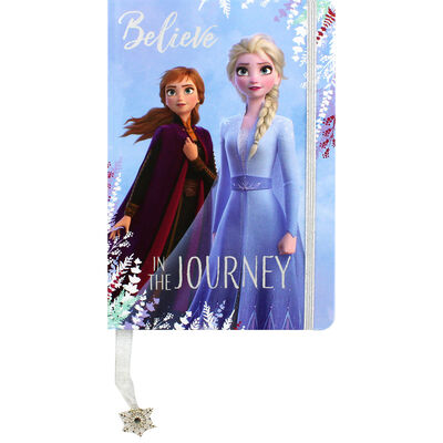 Disney Frozen 2 A5 Lined Notebook image number 1