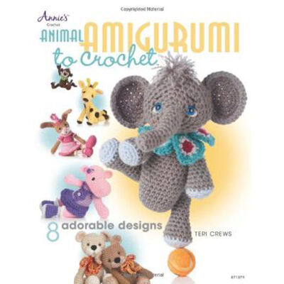 Animal Amigurumi to Crochet image number 1