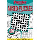 Puzzler Bumper Mixed Puzzles Book image number 1