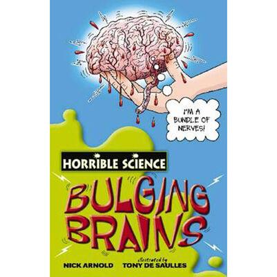 Horrible Science: Bulging Brains image number 1