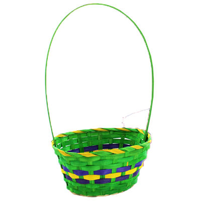 Woven Easter Baskets - Assorted image number 2