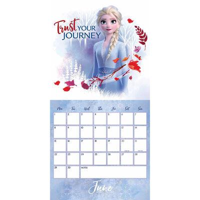 Disney Frozen 2 Official 2020 Calendar image number 2
