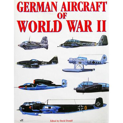 German Aircraft Of WWII image number 1