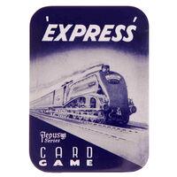 Pepys Express Card Game in Tin