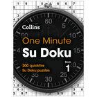 One Minute Su Doku Book 1: 200 Quickfire Su Doku Puzzles image number 1