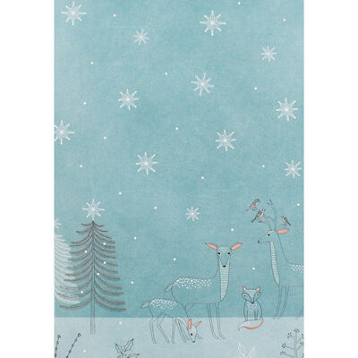 Winter Woodland A4 Ultimate Die-Cut and Paper Pack image number 4