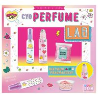 Create Your Own Perfume Lab