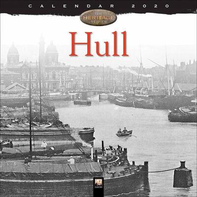 Hull Heritage 2020 Wall Calendar image number 1