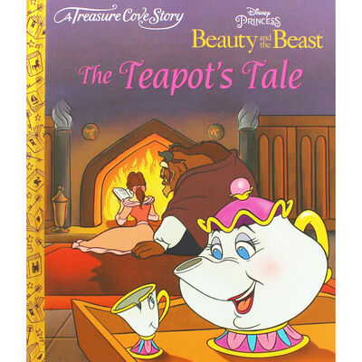 The Teapots Tale - A Treasure Cove Story image number 1