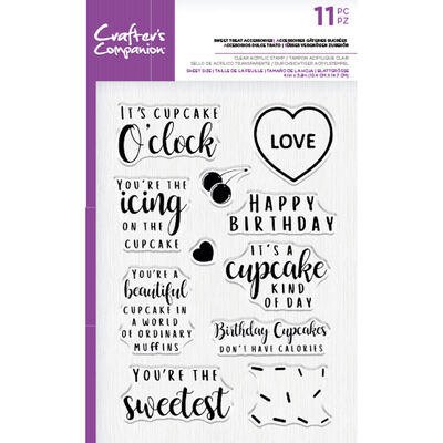 Gemini Create a Card - Sweet Treat Collection image number 2