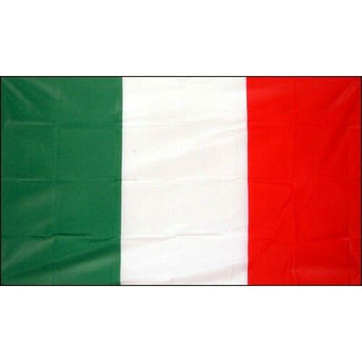 Giant Italy Flag - 5x3ft image number 1
