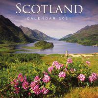 2021 Calendar: Scotland