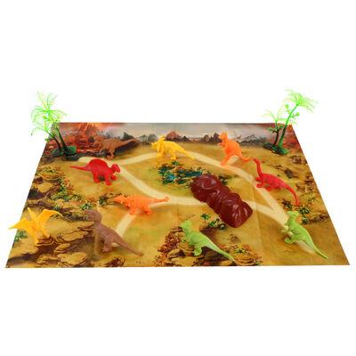 Assorted Mini Dinosaur Carry Case Set image number 4