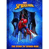 Marvel Spider-Man: The Story of Spider-Man