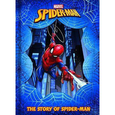 Marvel Spider-Man: The Story of Spider-Man image number 1