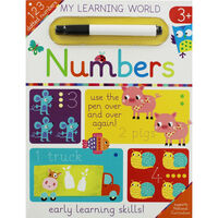 My Learning World - Numbers