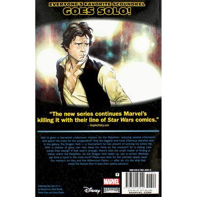 Star Wars Han Solo Graphic Novel image number 3