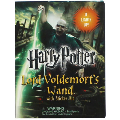 Harry Potter: Voldemort's Wand with Sticker Kit image number 1