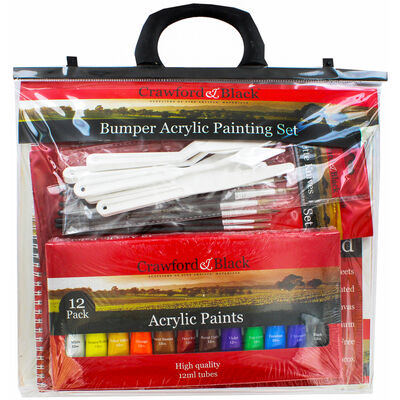 Bumper Acrylic Painting Set image number 1