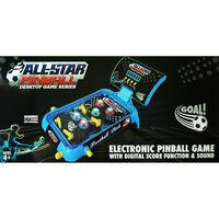 Football All-Star Pinball Game