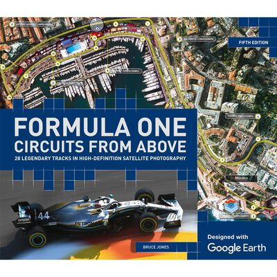 Formula One: Circuits From Above image number 1