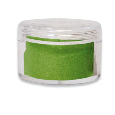 Sizzix Opaque Embossing Powder - Lush Leaves image number 1