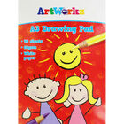 A3 Drawing Pad - 40 Sheets image number 1