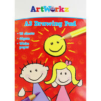 A3 Drawing Pad - 40 Sheets