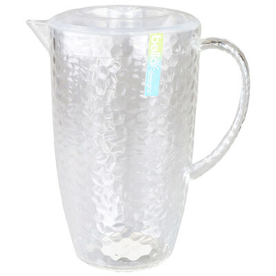 Pitcher With Lid image number 1