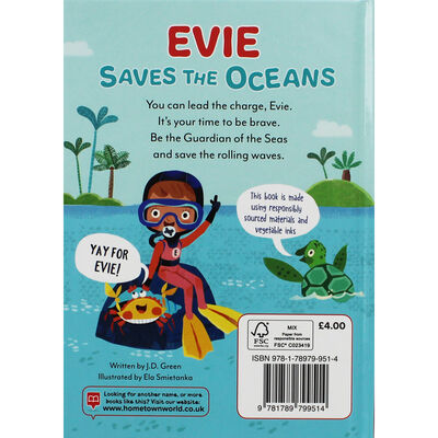 Evie Saves The Oceans image number 2