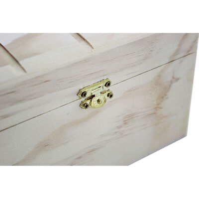 3 Nested Wooden Chest Boxes image number 4