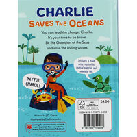 Charlie Saves The Oceans