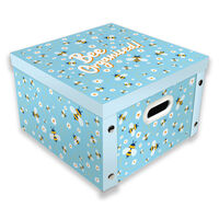 Bee Collapsible Storage Box