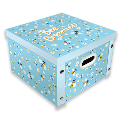 Bee Collapsible Storage Box image number 1