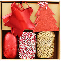 Luxury Red Wrap Accessory Pack