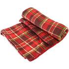Luxury Tartan Fleece Blanket image number 2