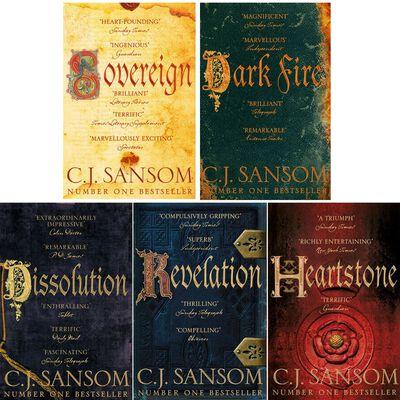 The Shardlake Series: 5 Book Collection image number 2