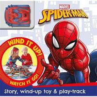 Marvel Spiderman Play Track