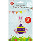 Make Your Own Foam Bunnies - Makes 3 image number 1