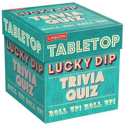 Lucky Dip Trivia Quiz image number 1