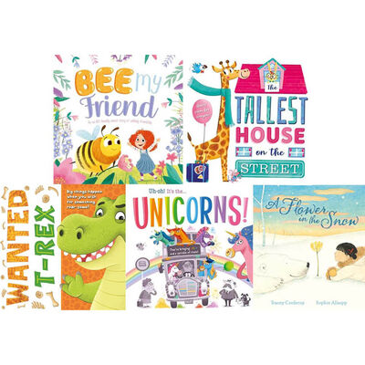 Magical Bedtime Tales: 10 Kids Picture Books Bundle image number 2