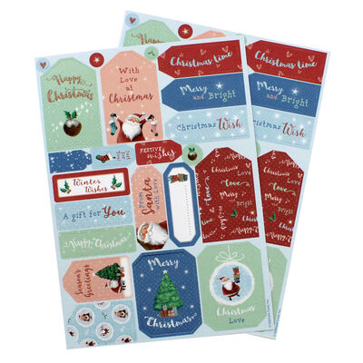 XMA20 Sentiments Toppers 32pcs image number 2