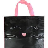 Reusable Cat Shopping Bag