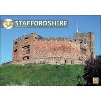 Staffordshire 2020 A4 Wall Calendar