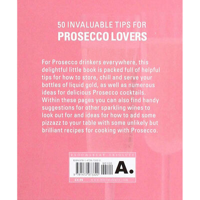 The Little Book Of Prosecco Tips image number 2