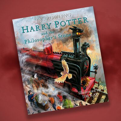 Harry Potter and the Philosopher's Stone: Illustrated Edition image number 6