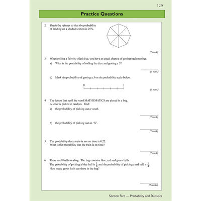 KS3 Maths Complete Revision & Practice: Foundation Level image number 3