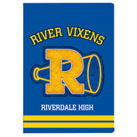 A5 Casebound Riverdale Lined Notebook